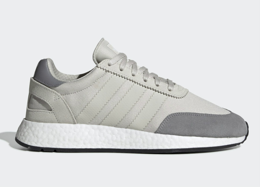 Adidas I-5923 Shoes - Raw White / Raw White / Grey Three