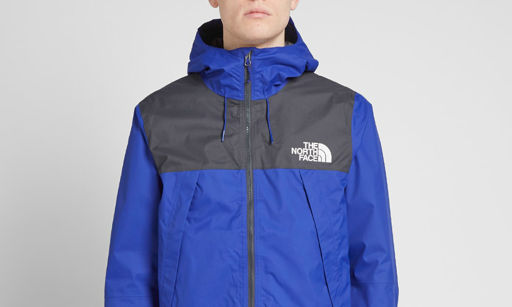 The North Face 1990 Mountain Q Jacket - Lapis Blue