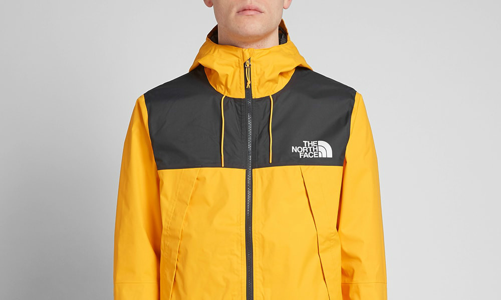 TheNorthFace The North Face 1990 Mountain Q Jacket - Zinnia Orang