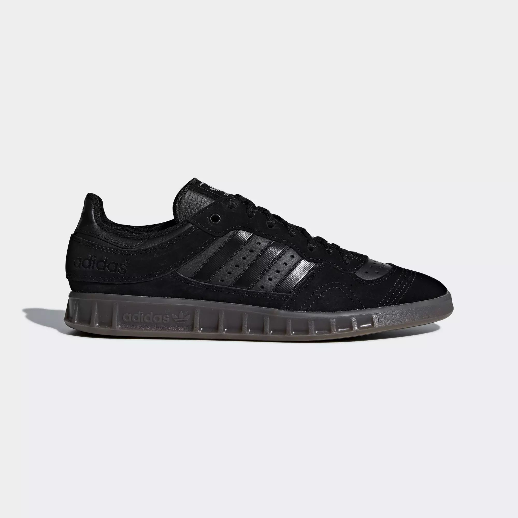 Adidas Handball Top Shoes - Core Black / Core Black / Gum