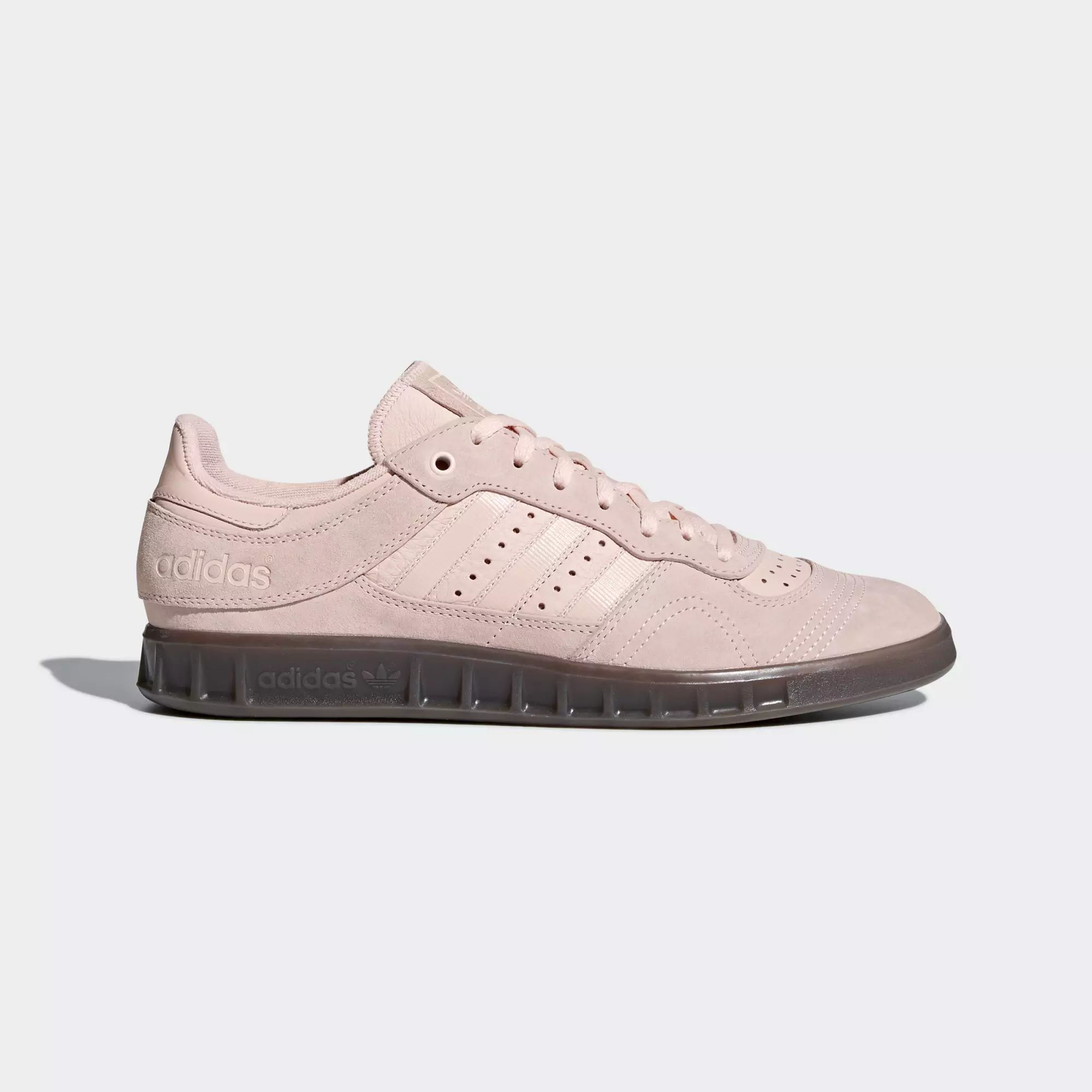 Adidas Handball Top Shoes - Icey Pink / Icey Pink / Gum
