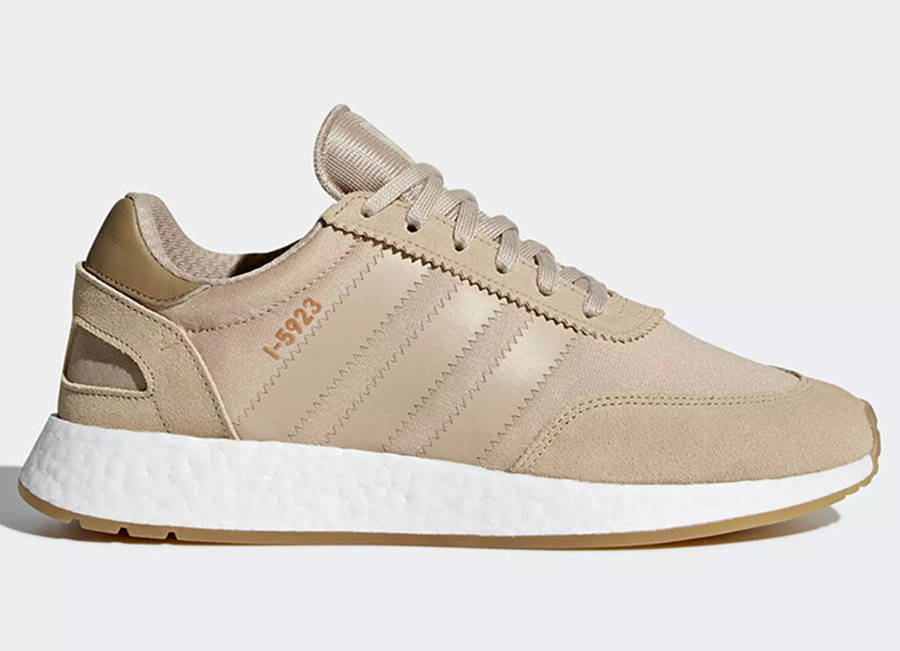 Adidas I-5923 Shoes - St Pale Nude / Cardboard / Gum