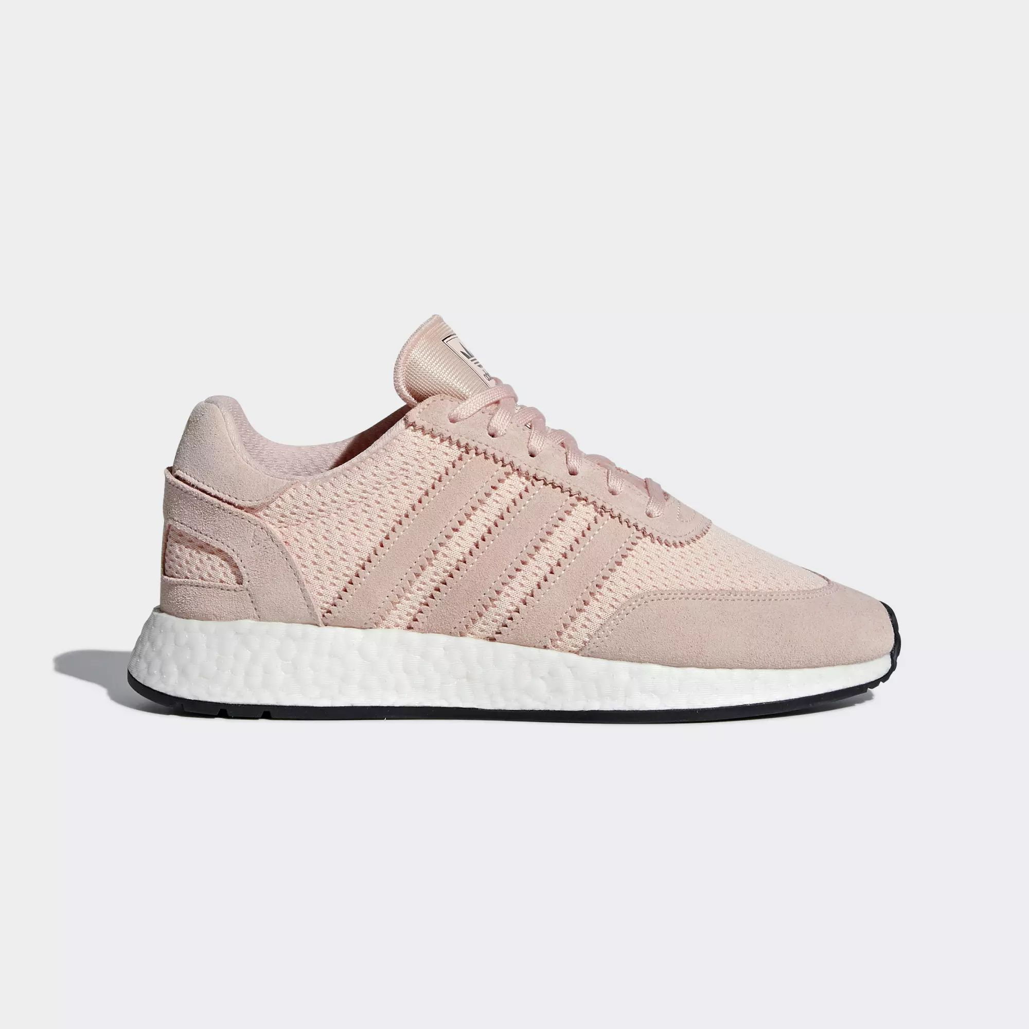 Adidas I-5923 Shoes - Icey Pink / Icey Pink / Core Black