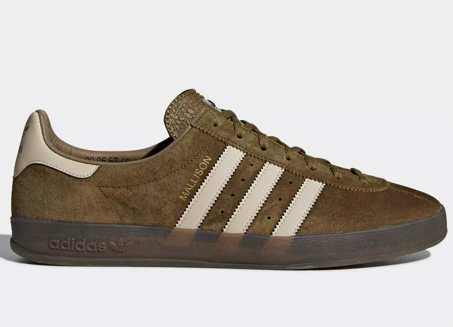 Adidas Mallison Spzl Shoes - Supplier Colour / Supplier Colour / Supplier Colour