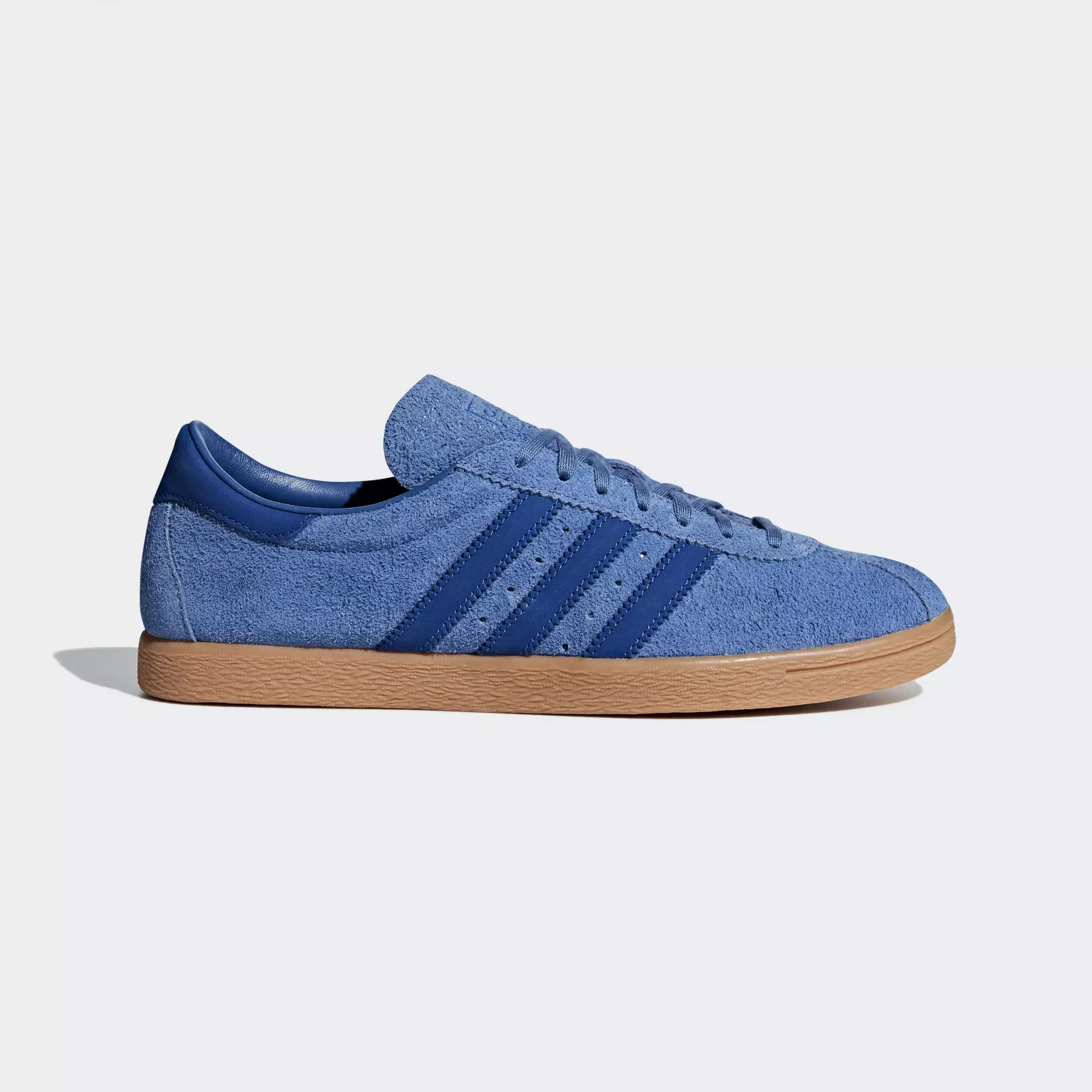 Adidas Tobacco Shoes - Trace Royal / Collegiate Royal / Gum
